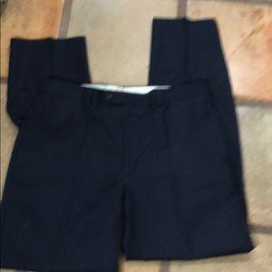 Ralph Lauren Navy dress pants slacks 34/32 wool